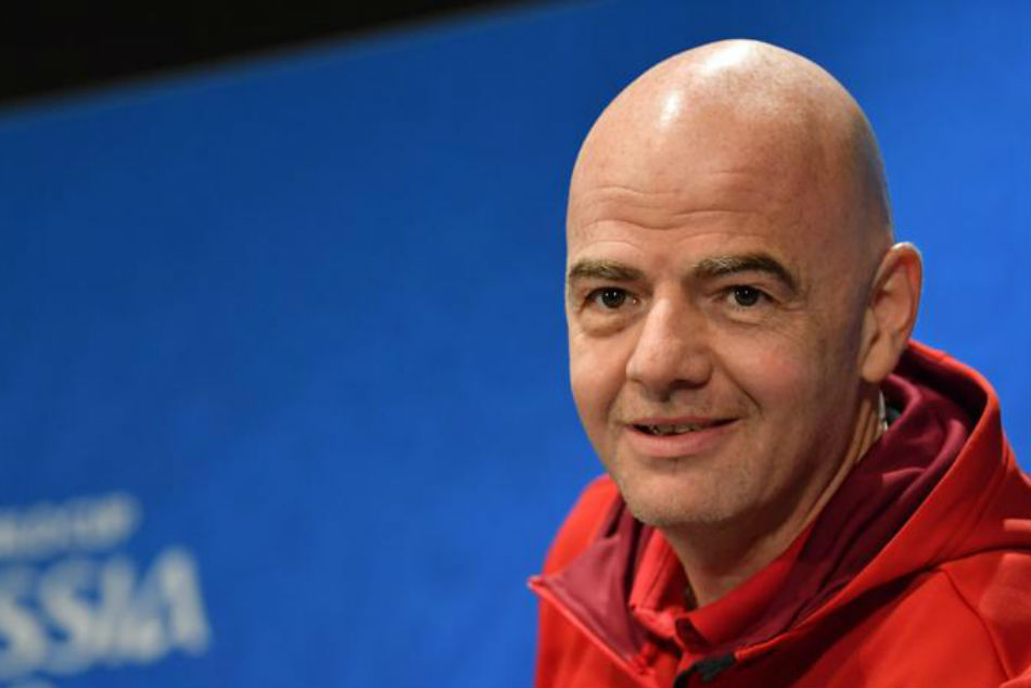 Infantino Wants Fifa End Qatar Crisis