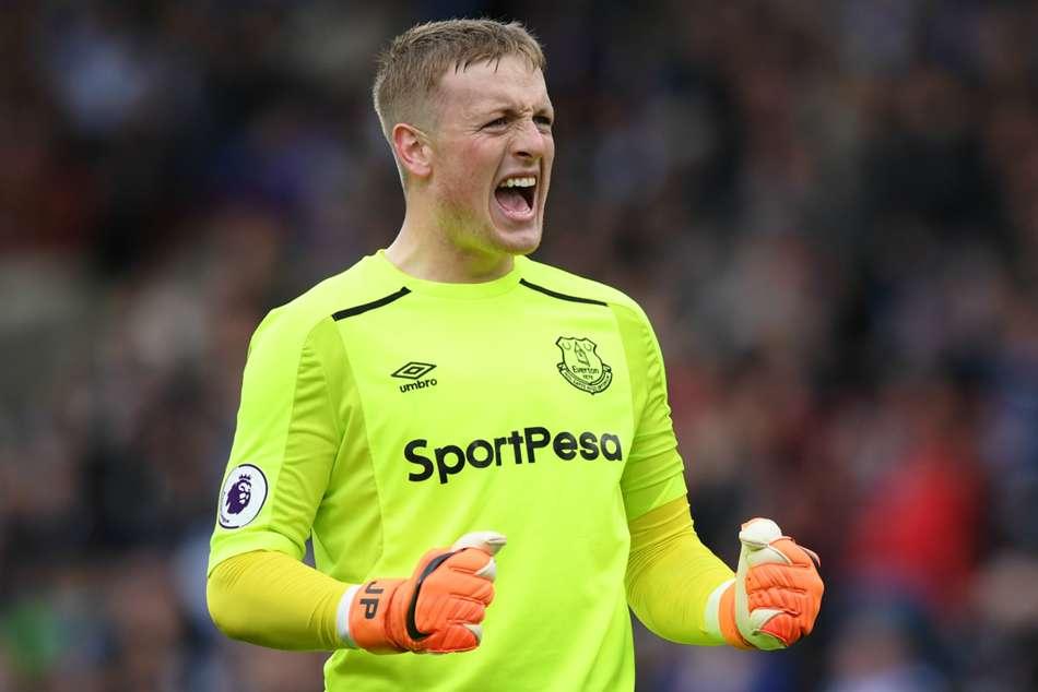 Everton Open To Jordan Pickford Sale