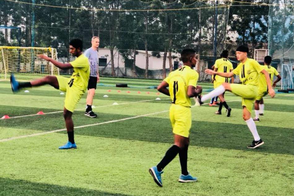 Kickstart FC announce BDFA Sup...