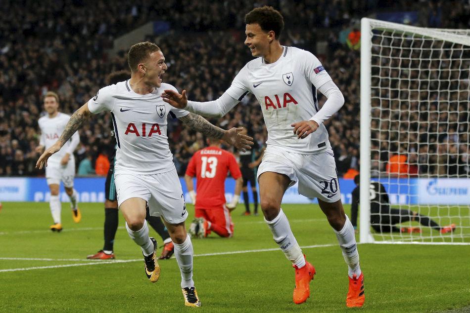 Real Madrid Target Tottenham World Cup Star Trippier