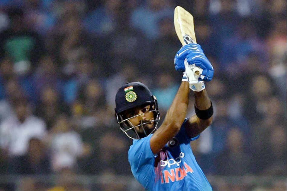 Kl Rahul Finch Make Big Gains In Icc T20i Rankings