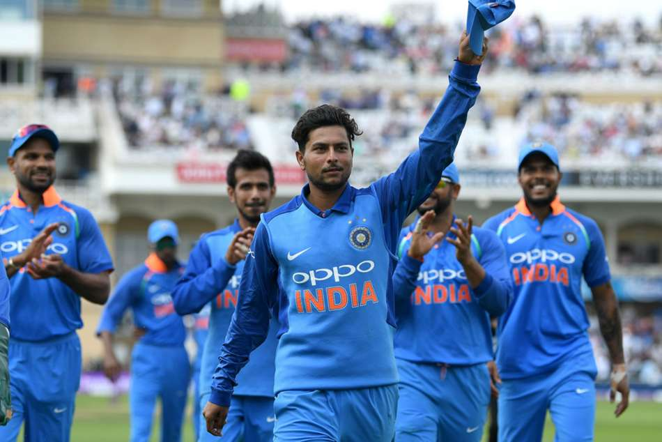 We must keep attacking Kuldeep Yadav, says Eoin Morgan class=