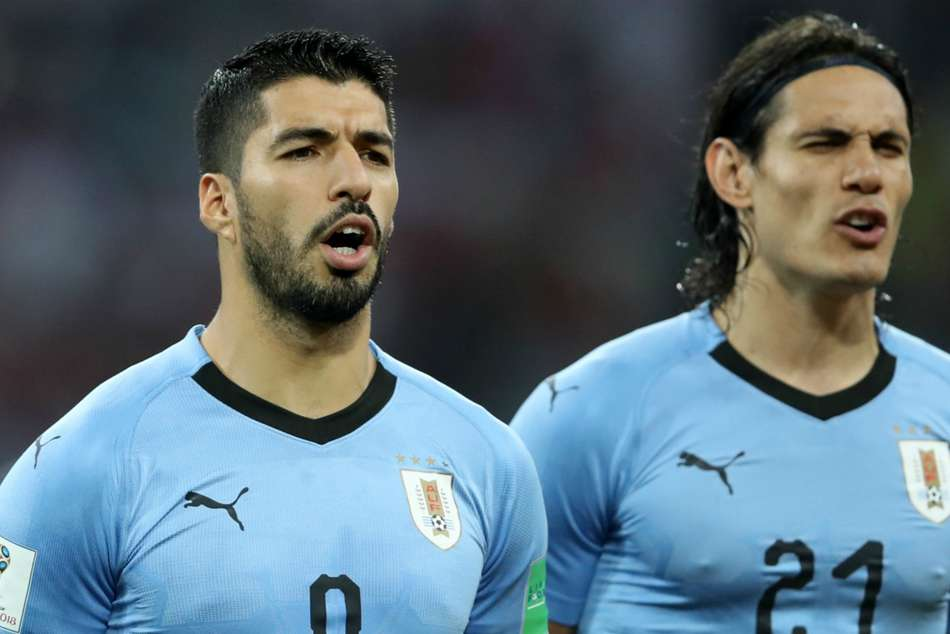 Fifa World Cup 2018 Uruguay Can Cope Without Cavani Suarez
