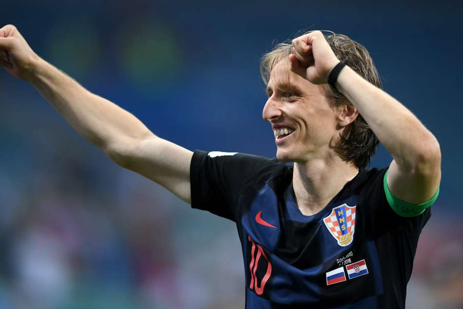 Luka Modric has been sensational for Croatia in this World Cup