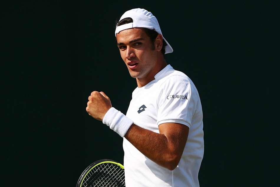 Matteo Berrettini Leonardo Mayer Swedish Open Croatia Open Umag