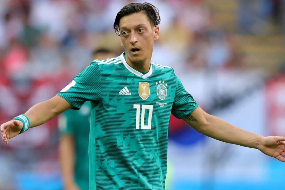 World Cup 2018 Mesut Ozil Ilkay Gundogan Germany Omitted Ottmar Hitzfeld