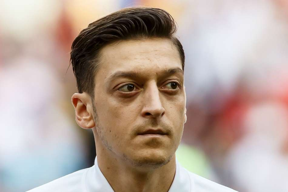 Mesut Ozil, Germany and Arsenal attacking midfielder