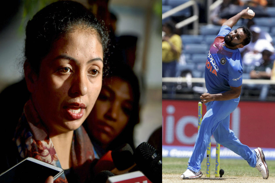 Mohammed Shami Sex Addict Bcci Pack Rogues Claims Hasin Jahan