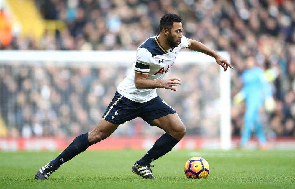 Mousa Dembele is set to join Inter Milan