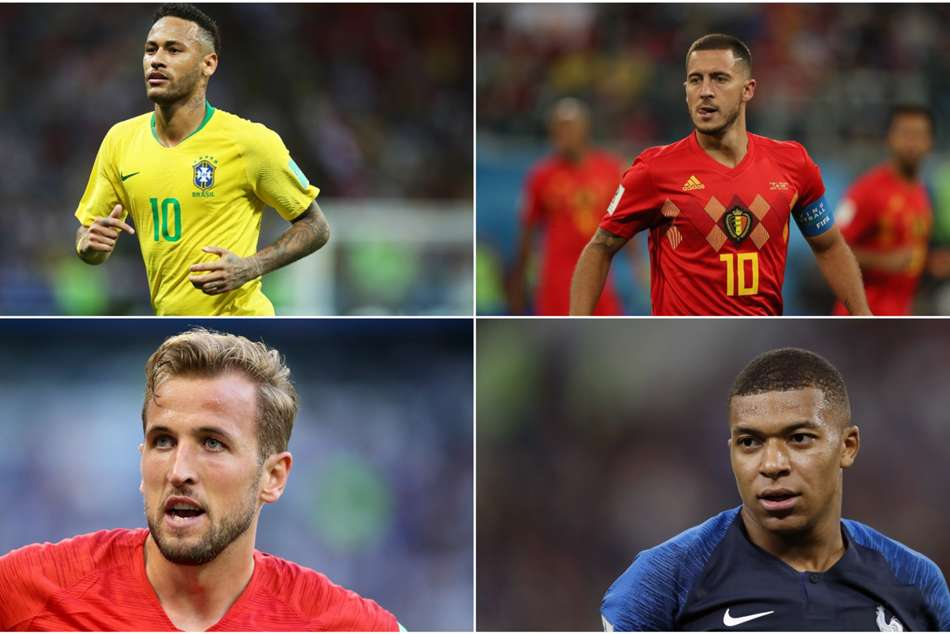 Neymar, Hazard, Kane and Mbappe lead the list to replace Ronaldo at Real Madrid