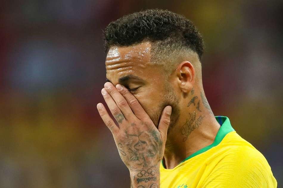 World Cup 2018 Brazil Belgium Neymar Upstaged