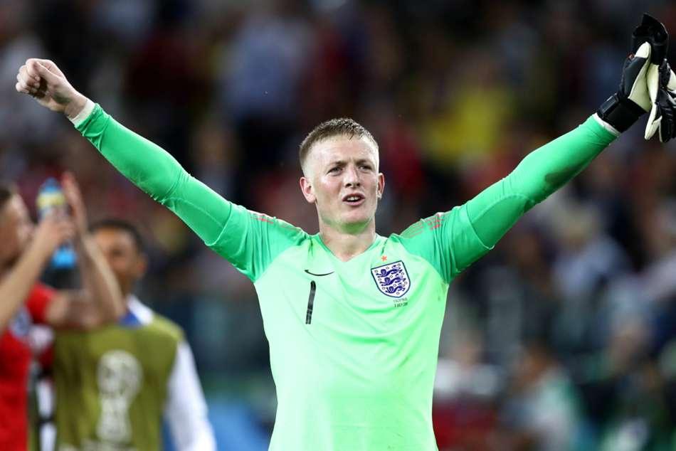 World Cup England Jordan Pickford Saves Jorge Campos