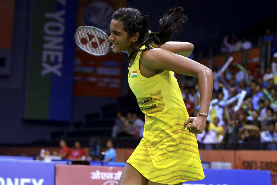 Indonesia Open: Birthday girl Sindhu, Prannoy enter quarter-finals; Saina bows out