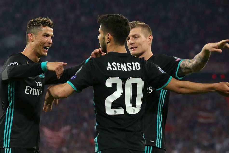 Ronaldo Juventus Kroos Real Madrid True Champion