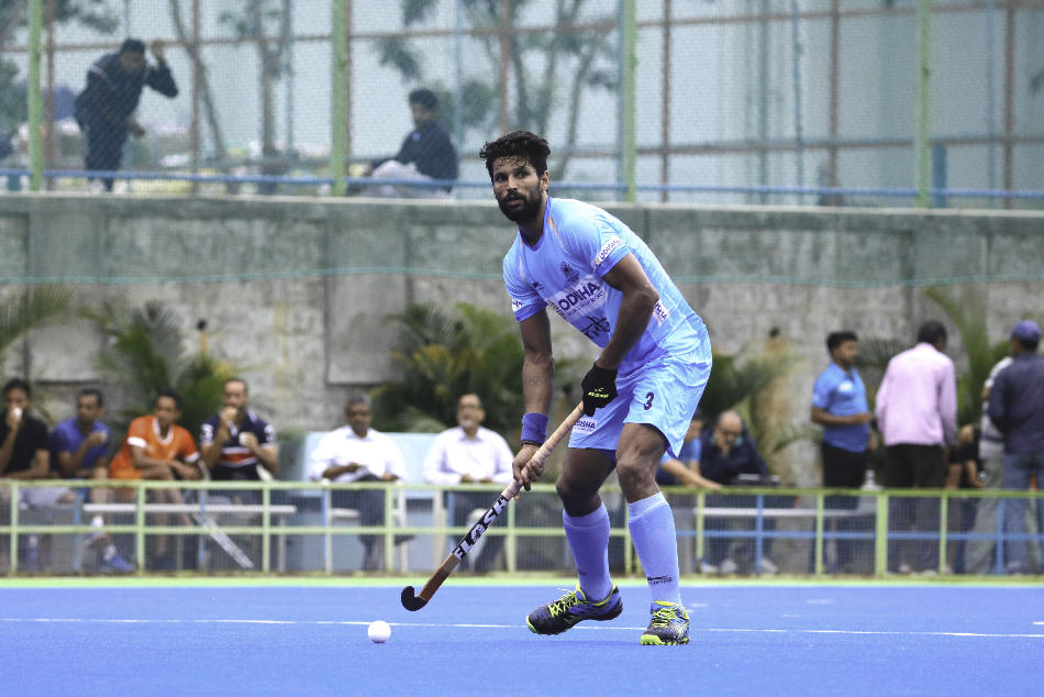 Rupinder Pal Singh, India hockey drag-flicker (Image: Hockey India)