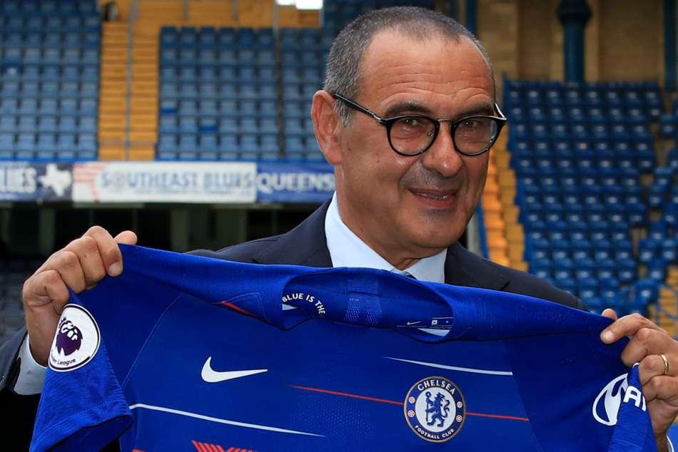 Aurelio De Laurentiis Accuses Maurizio Sarri Napoli Chelsea