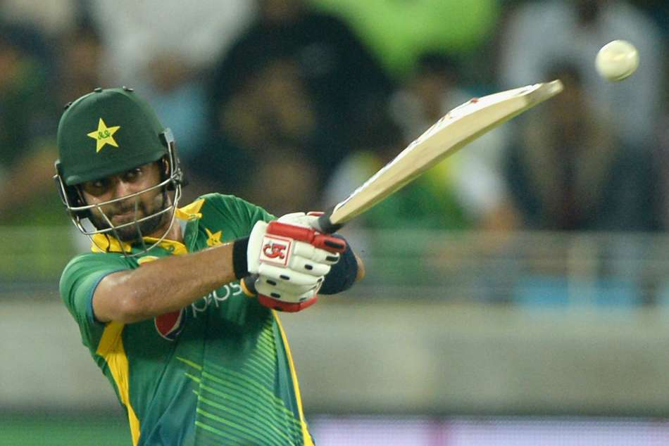 Pakistan batsman Ahmed Shehzad charged for doping