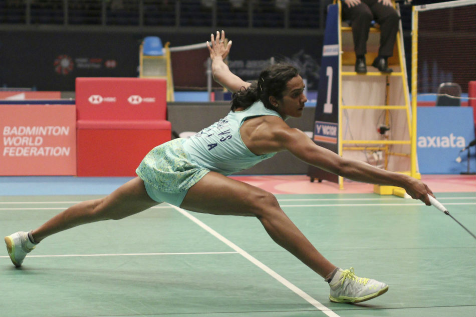 Sindhu S Title Drought 2018 Continues As Lower Ranked Okuhara Lifts Thailand Open