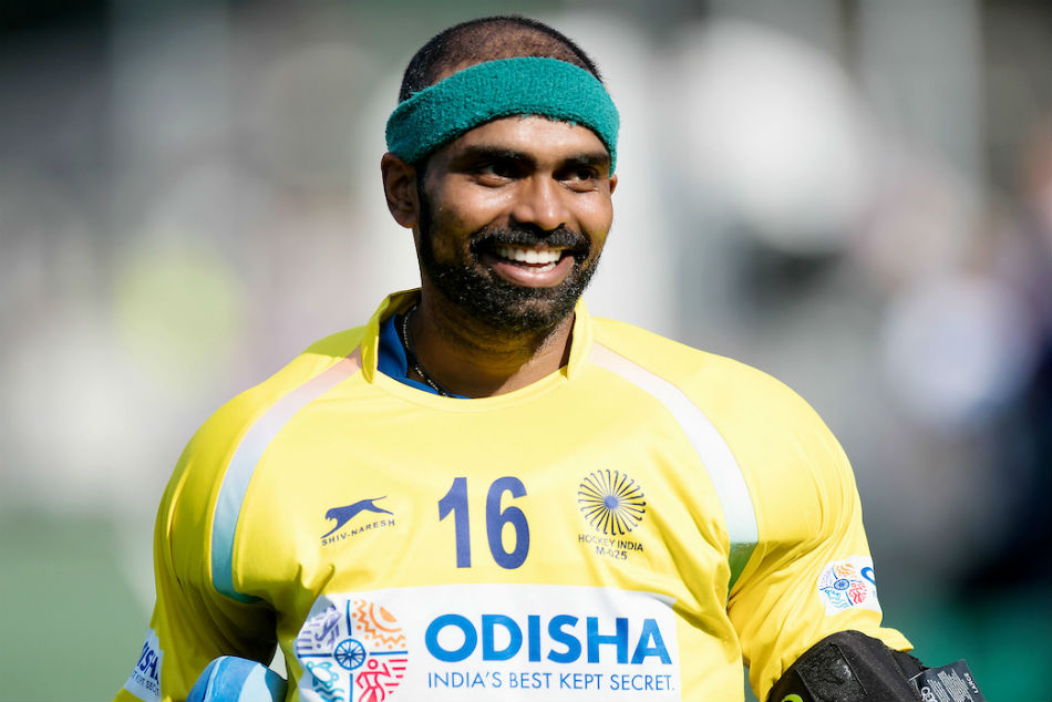 PR Sreejesh will lead the defending champions