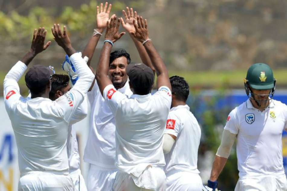 Perera Lakmal Karunaratne Give Sri Lanka Command South Africa