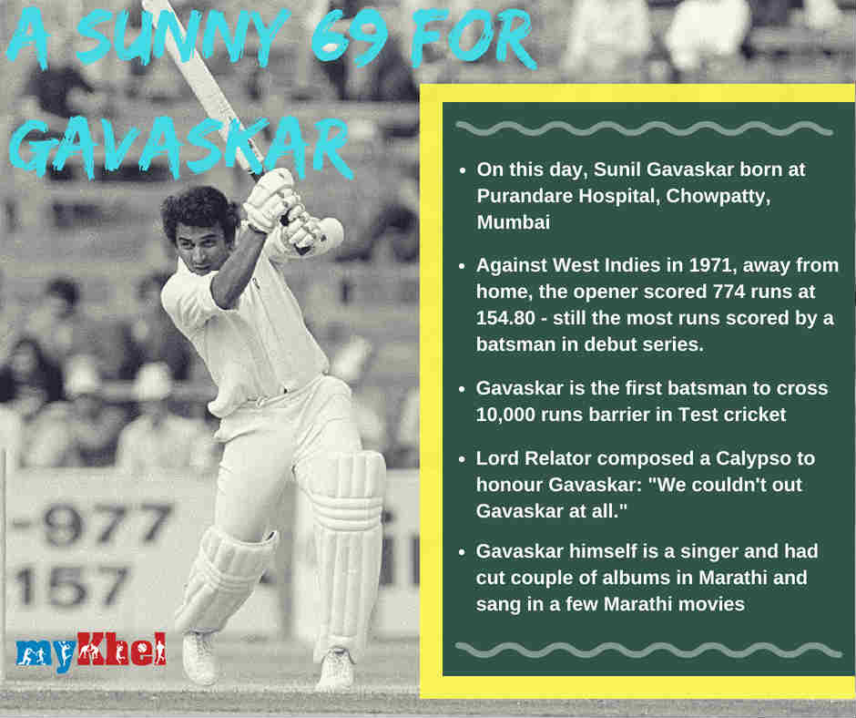 Sunil Gavaskar instilled belief in Indian cricketers