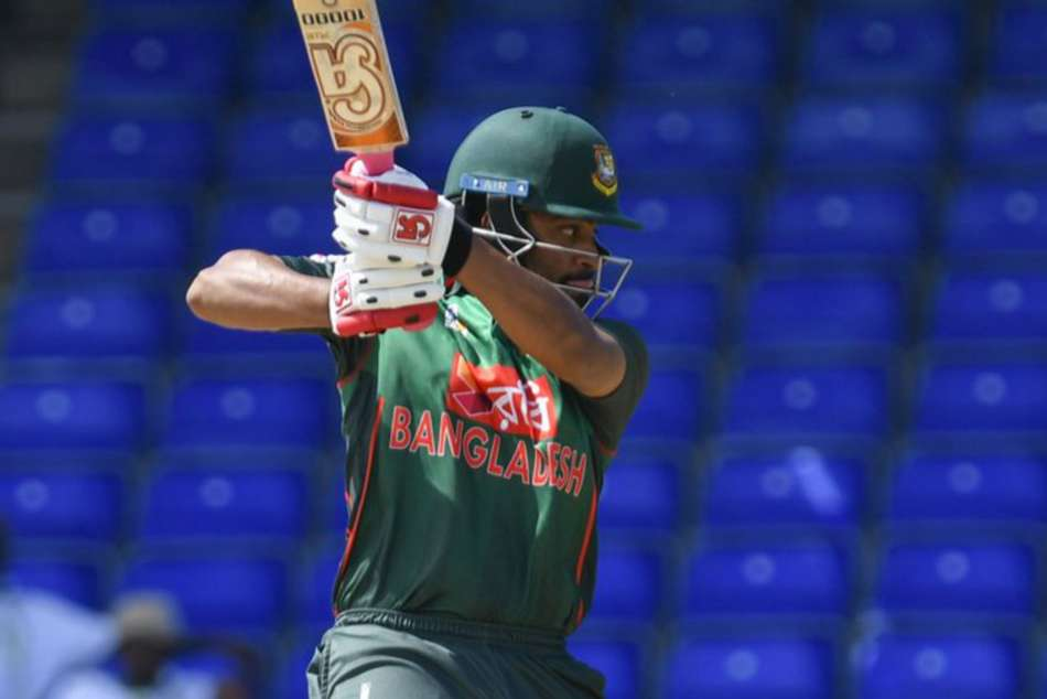 West Indies Vs Bangladesh 3rd Odi Tamim Iqbal Century Sets Up Away Series Win