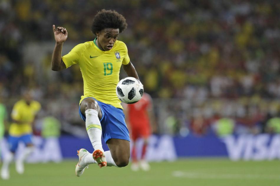 Brazil Star Willian Desperate Quit Chelsea