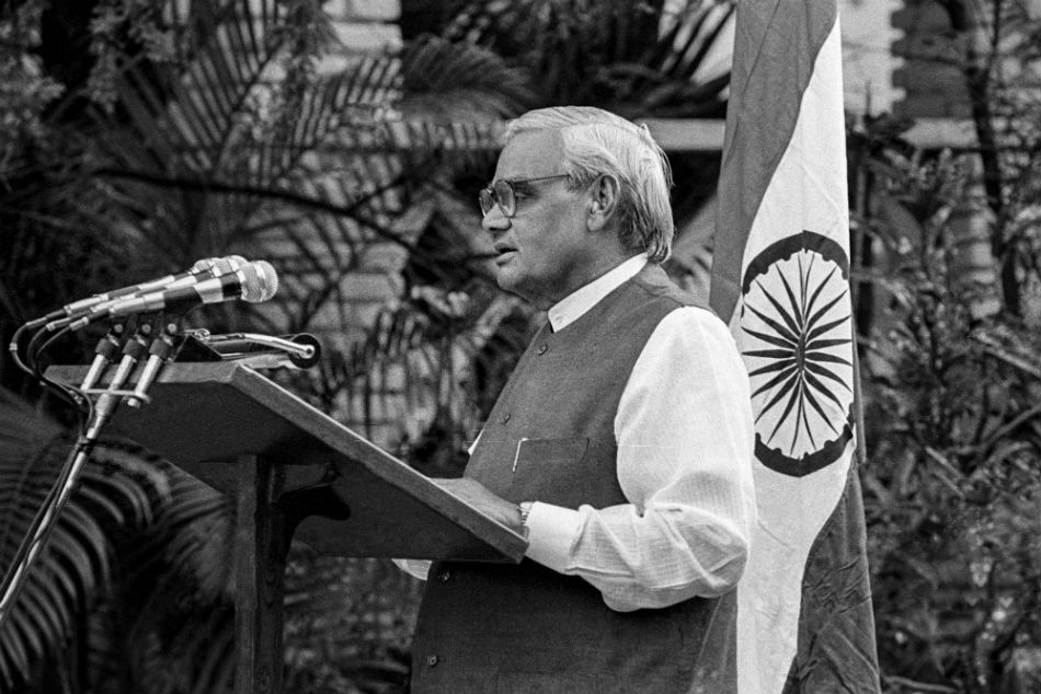 Indian Cricketing Fraternity Mourns Demise Former India Prime Minister Atal Bihari Vajpayee