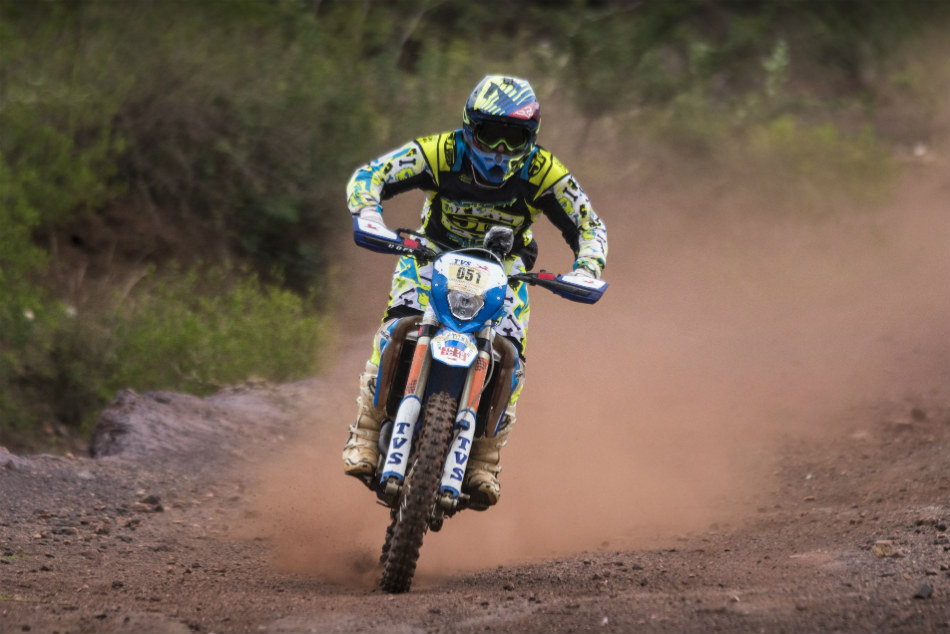Tvs Racing Announces 6 Rider Squad India Baja 2018