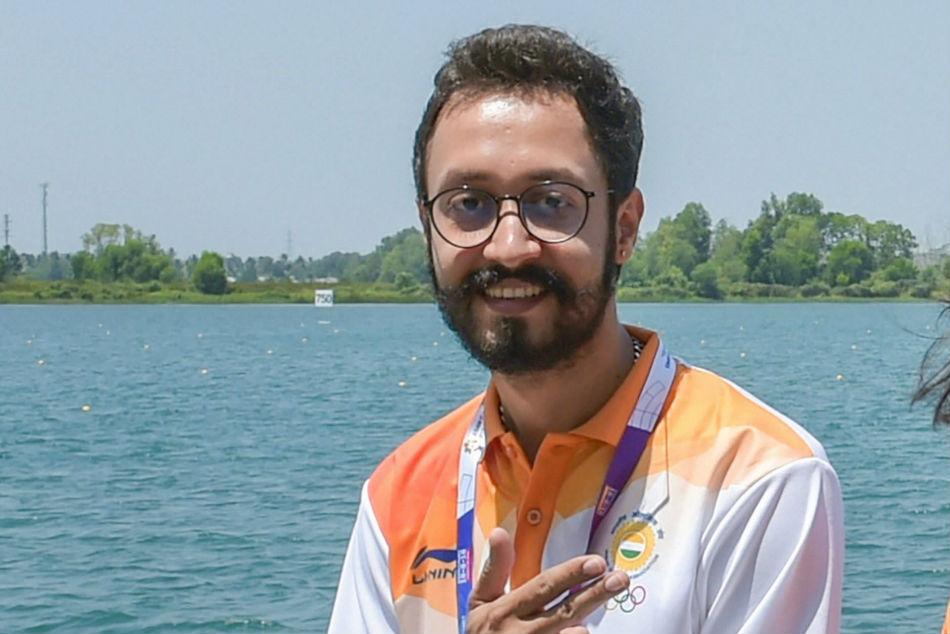 Image result for Abhishek Verma 2018 Asia Games