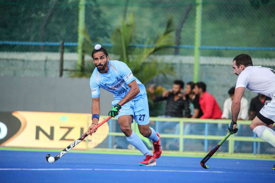 Hockey India Coast Past Sri Lanka Set Up Semis With Malaysia At Asian Games 2018