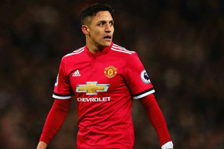 Alexis sanchez gives manchester united injury update mykhel alexis sanchez manchester united forward stopboris Image collections