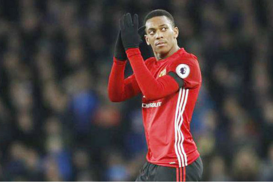 Manchester United Offer Anthony Martial New Deal
