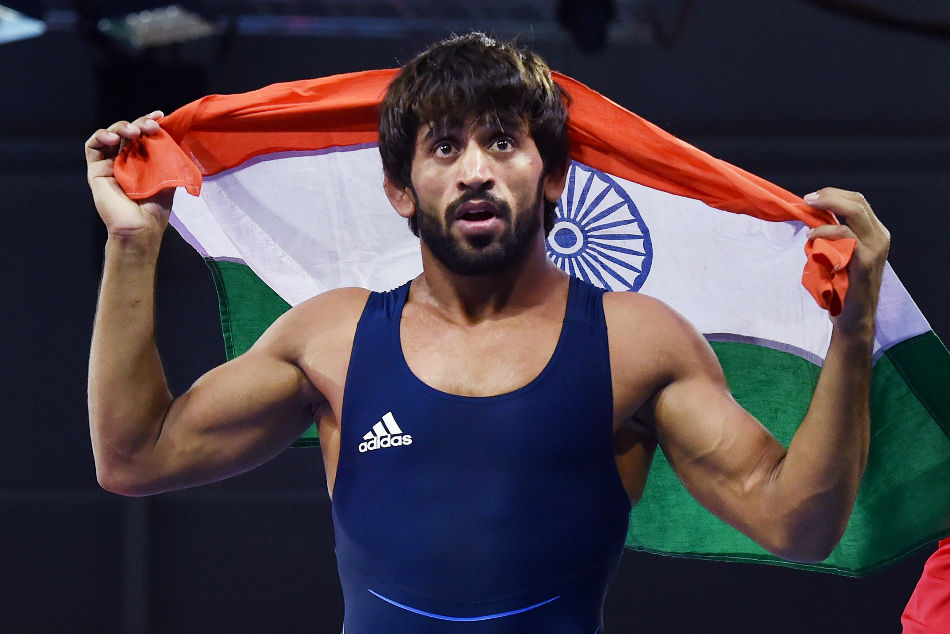 Bajrang opens India's gold medals' tally