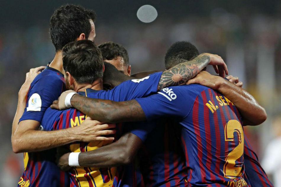 La Liga Preview Barcelona Begin As Firm Favourites