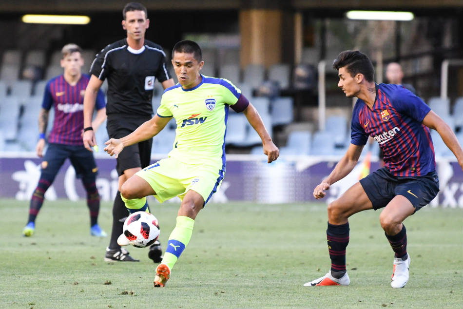 Bengaluru Fc End Spanish Tour With Defeat Barcelona B