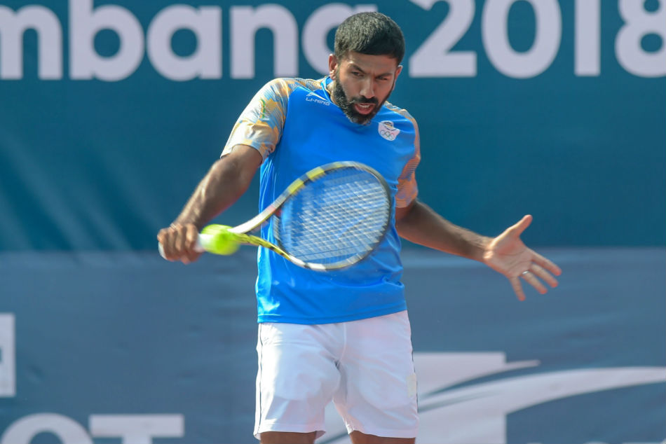 Asian Games 2018 Given Pocket Less Shorts Kit Supplier Indian Tennis Stars Use Their Own