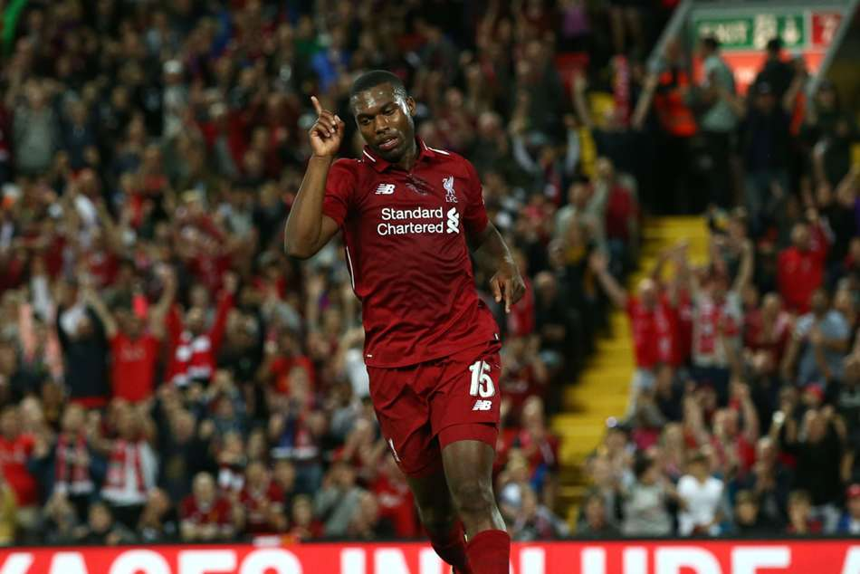 Daniel Sturridge was on target for Liverpool against Torino