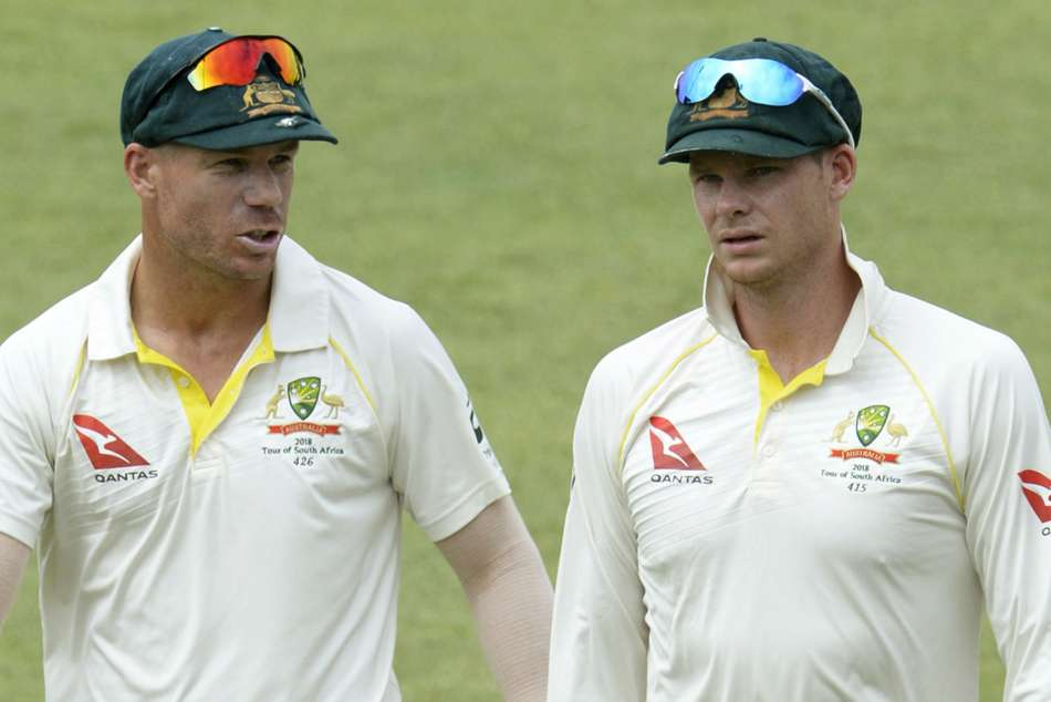 Australias David Warner and Steve Smith handed one-year suspension for involvement in ball-tampering