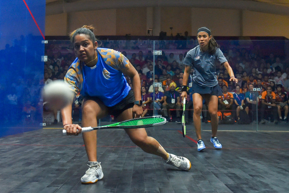 Squash Indian Women Up Against Asian Games Champs Malaysia Semis