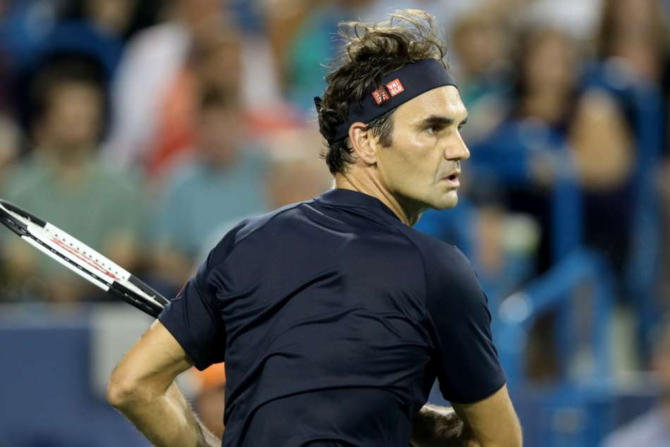 Federer Relieved Hang Tough Cincinnati