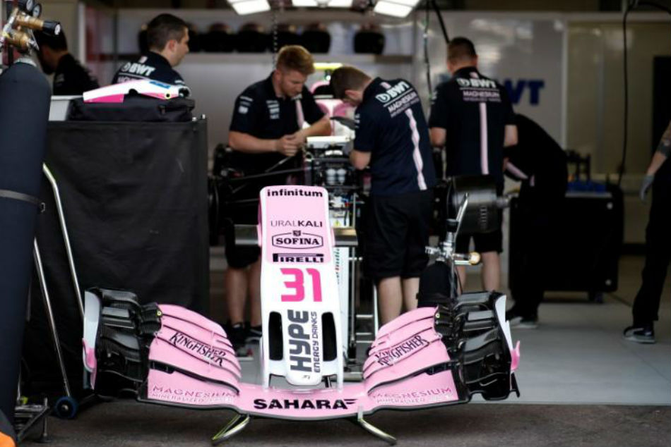 Force India Come Of Administration After Stroll Takeover
