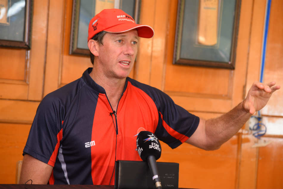 Legendary Australian pacer Glenn McGrath says teams will have to find a way to do better overseas