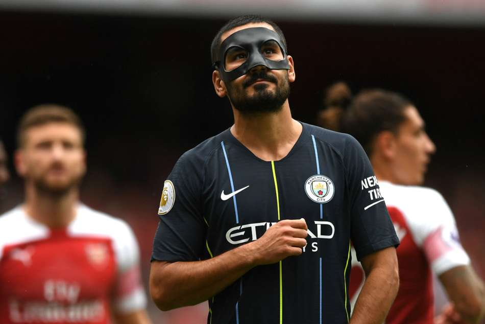 Ilkay Gundogan Kevin De Bruyne Injury Manchester City Premier League