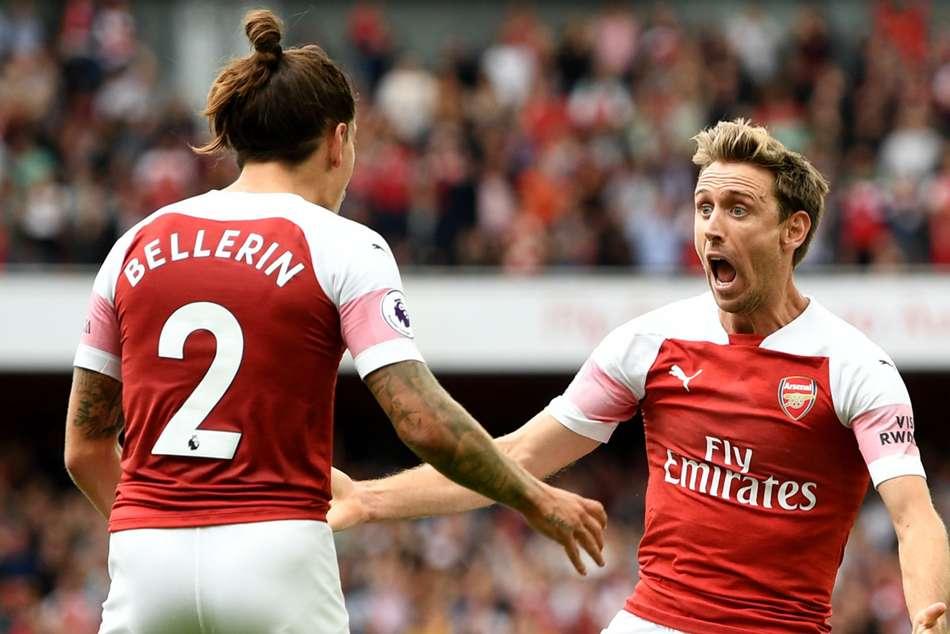 Arsenal 3 West Ham 1 Emery S Men Battle Back Maiden Triumph