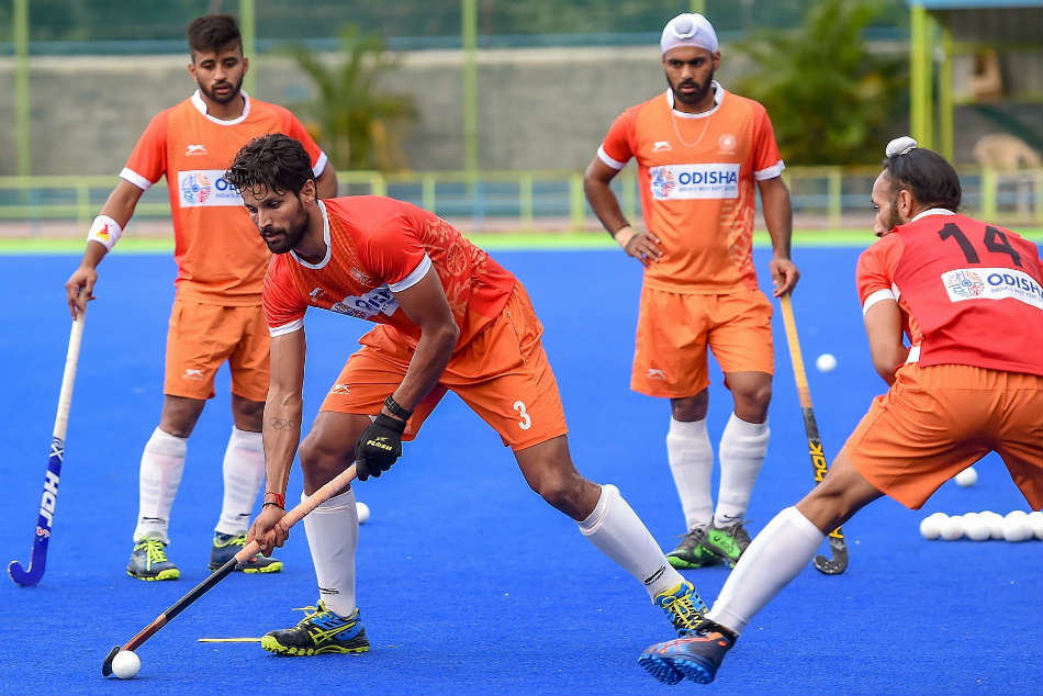 Indian Men S Hockey Team Jumps One Spot 5th Fih Rankings