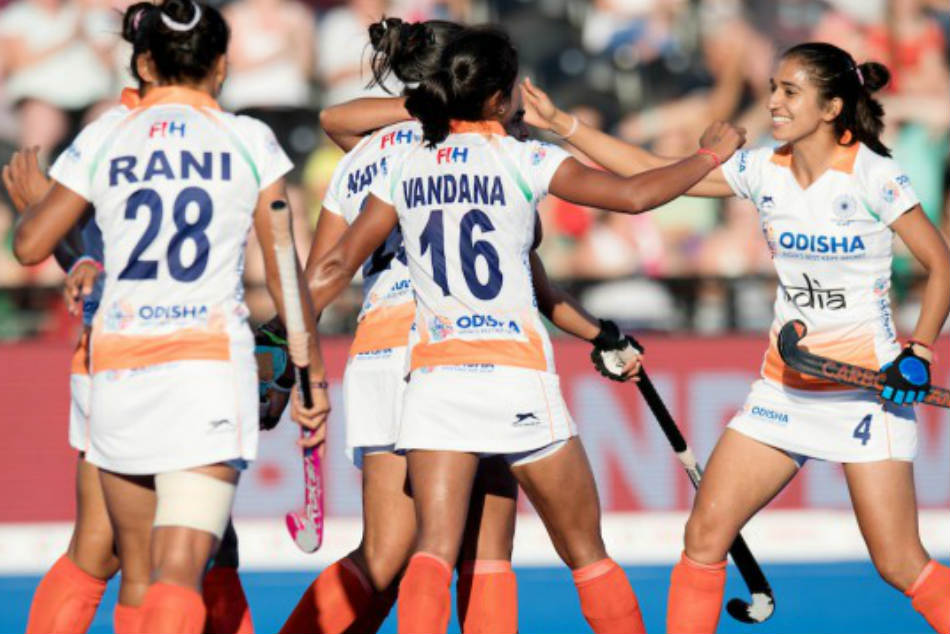 Asian Games 2018 Hockey Preview Indian Women Eye Gold Book Olympic Berth