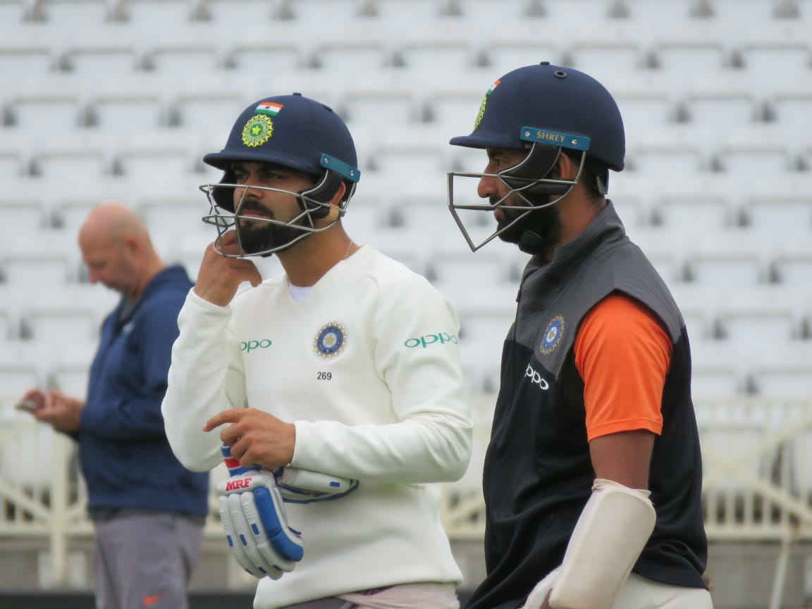 India Vs England 3rd Test Preview Kohli S Fitness Team Combination Worry India