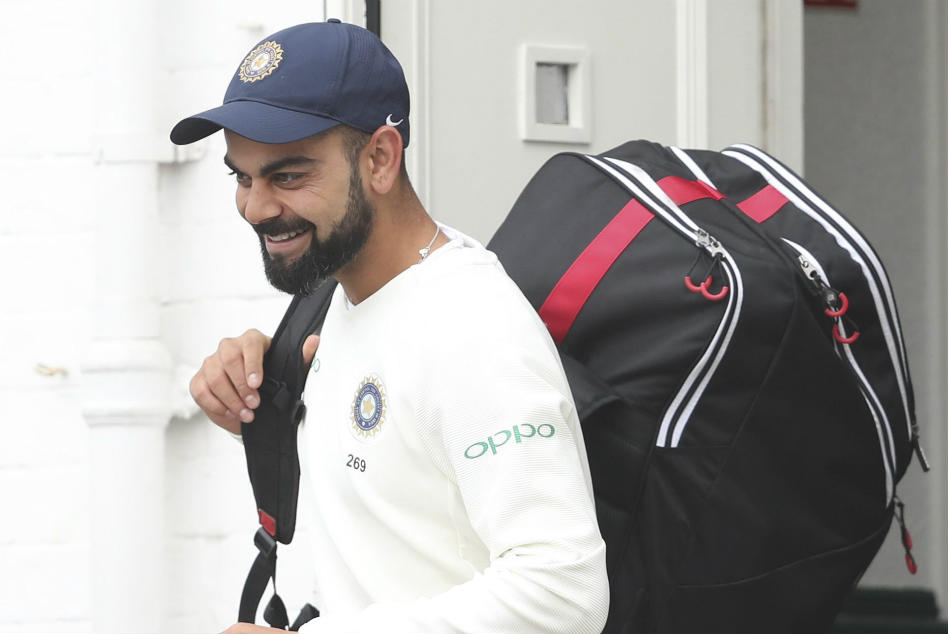 India Vs England 3rd Test Live Virat Kohli And His Band Eye Redemption