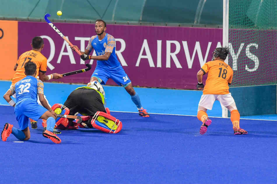 India lost to Malaysia 7-6 in the hockey semis of the Asian Games 2018